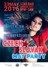 CZECH & SLOVAK MAY PARTY 2016